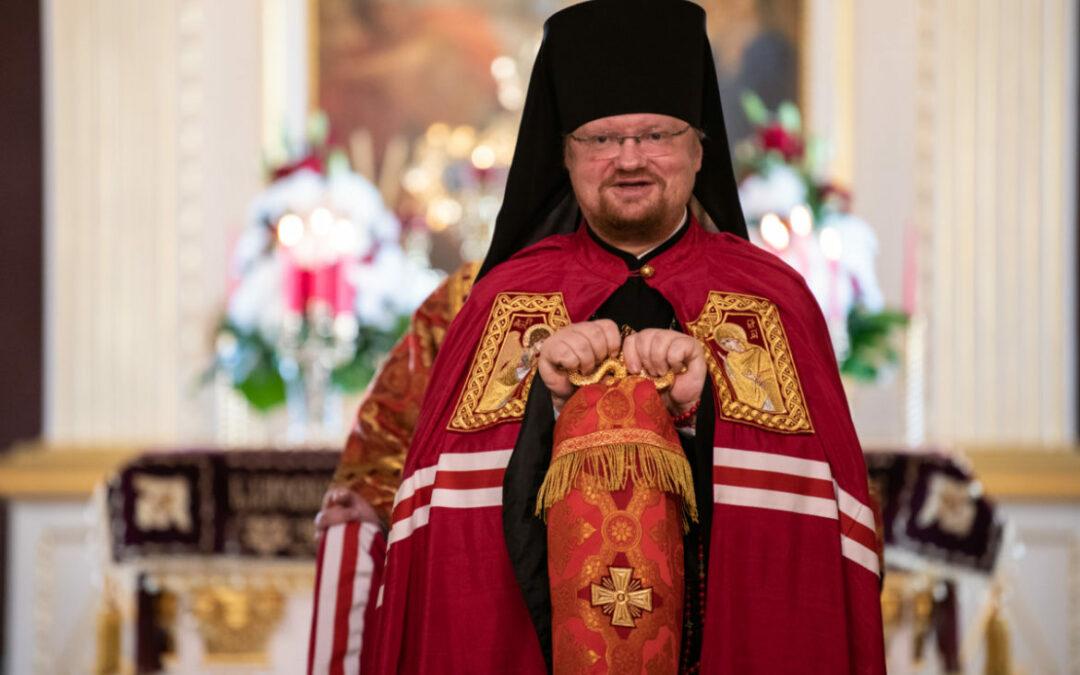Пасхальное послание епископа Выборгского и Приозерского Игнатия