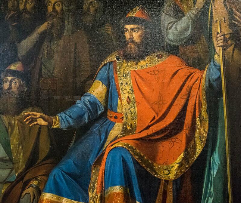 28 июля (воскресенье) память равноапостольного великого князя Владимира, во святом крещении Василия.