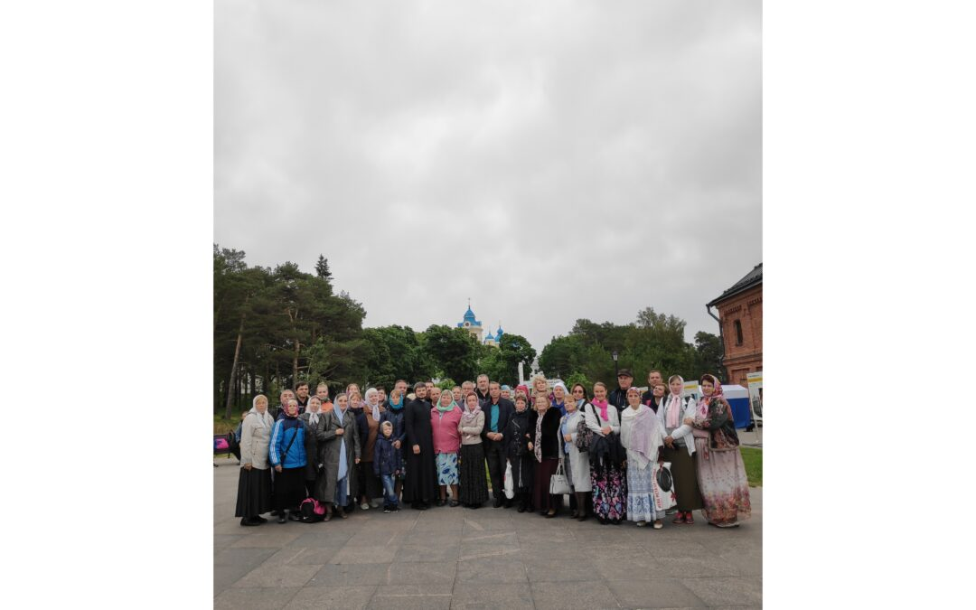 7 июля на о.Коневец прошли заключительные торжества 625-летия основания Коневского Рождество-Богородичного монастыря.