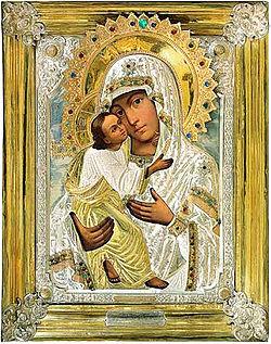 20 октября (воскресенье) память мчч. Сергия и Вакха. Иконы Божией Матери Псково-Печерской, именуемой «Умиление».