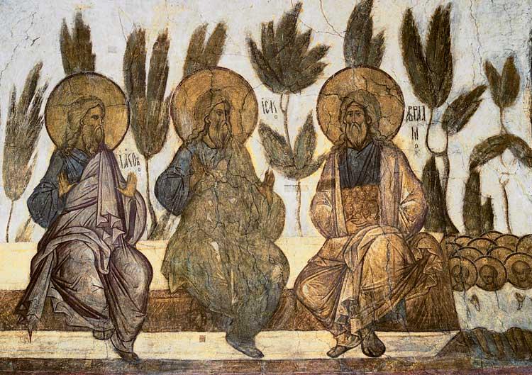 29 декабря (воскресенье)- память святых праотец. Прор. Аггея. Блж. царицы Феофании.