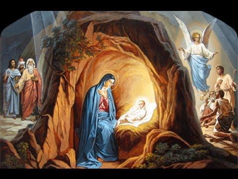 7 января (вторник)- Рождество Господа и Спаса нашего Иисуса Христа.