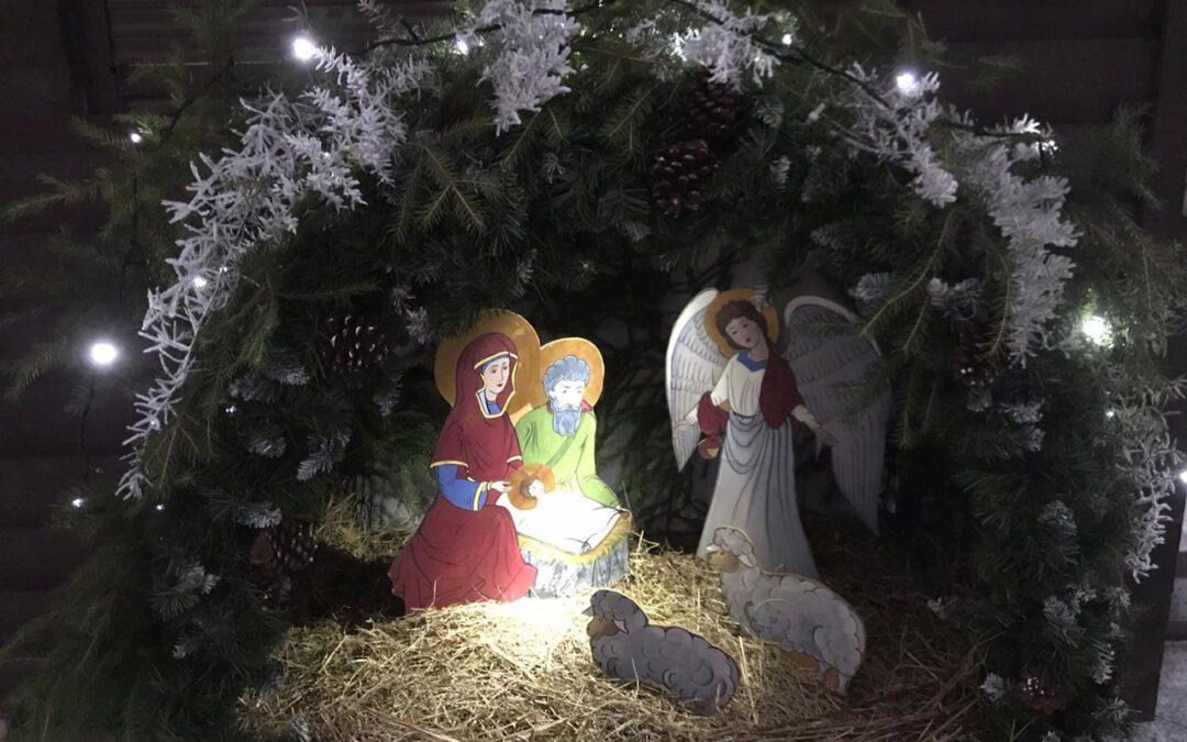 Дорогие братья и сестры, с праздником вас, с Рождеством Христовым!!!