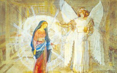 7 апреля (вторник)-Благовещение Пресвятой Богородицы.