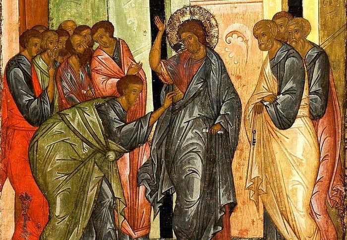 26 апреля (воскресенье) -Антипасха.