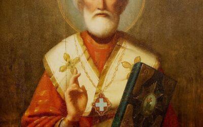 22 мая (пятница)- перенесение мощей святителя и чудотворца Николая из Мир Ликийских в Бар (1087).