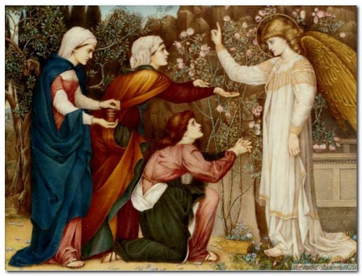 3 мая (воскресенье) -Неделя 3-я по Пасхе, свв. жен-мироносиц.