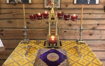 20 июня (суббота) в нашем храме будет отслужена божественная литургия.