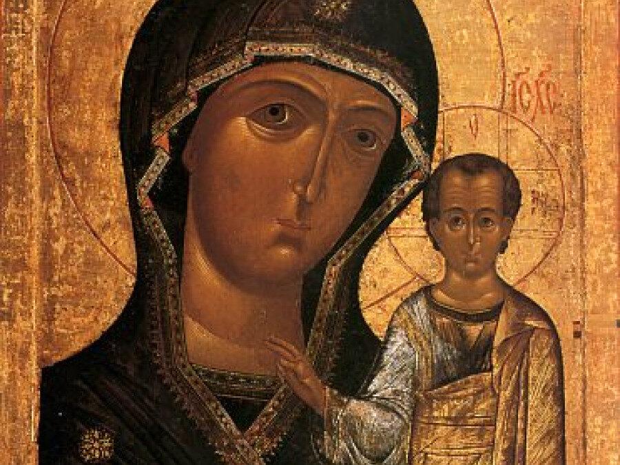 21 июля (вторник) — празднование Казанской иконы Пресвятой Богородицы.