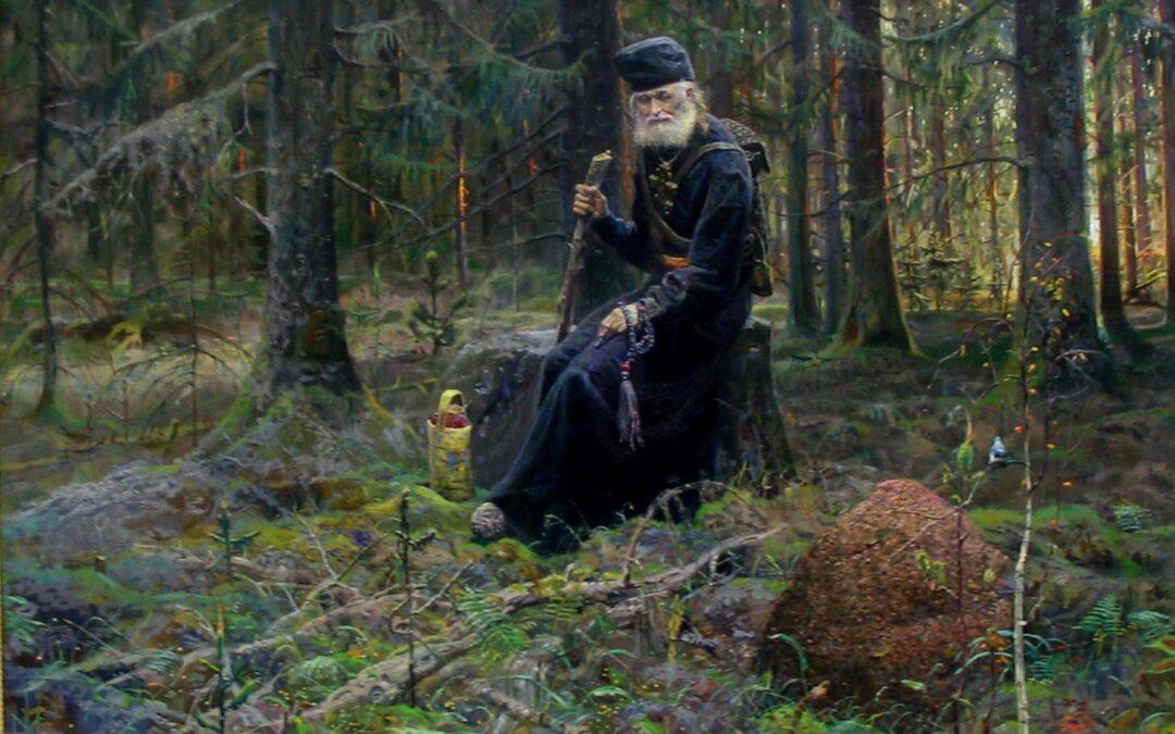 1 августа (суббота)-обретение мощей прп. Серафима, Саровского чудотворца (1903).