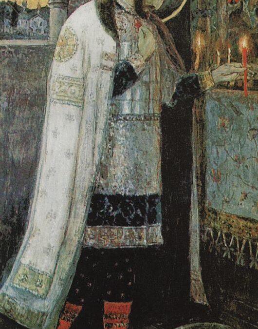 12 сентября (суббота)- перенесение мощей блгв. кн. Александра Невского (1724).