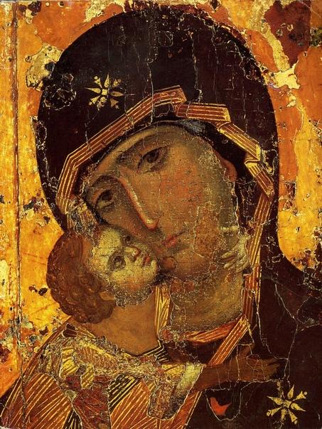 8 сентября (вторник)- празднование Владимирской иконы Пресвятой Богородицы.