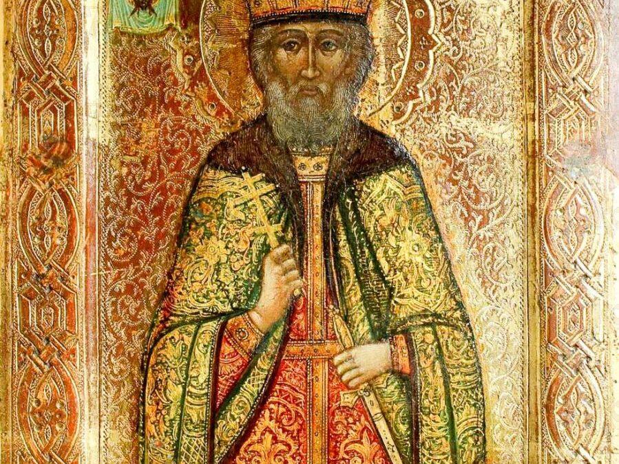 3 октября (суббота)- память мч. и исп. Михаила, кн. Черниговского.