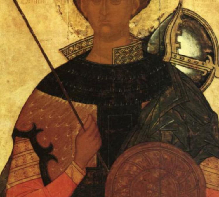 8 ноября (воскресенье)- память вмч. Димитрия Солунского.
