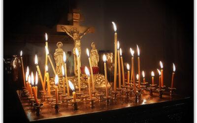 7 ноября (суббота)- Димитриевская родительская суббота, поминовение усопших.