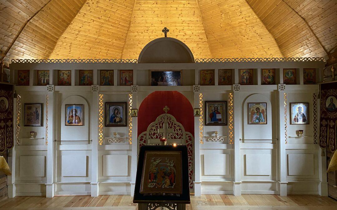 22 ноября (воскресенье) -память мчч. Онисифора и Порфирия. Иконы Божией Матери, именуемой «Скоропослушница».