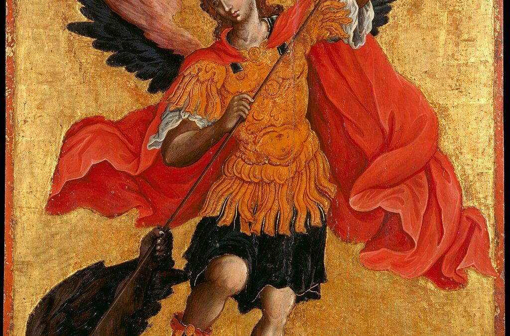 21 ноября (суббота)- Собор Архистратига Михаила и прочих Небесных Сил бесплотных.