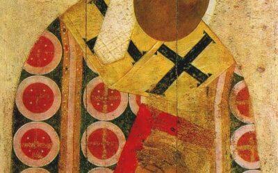 3 января (воскресенье)- память святых отец, свт. Петра, митр. Московского и всея России чудотворца (1326).