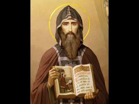 27 февраля (суббота)- память равноап. Кирилла, учителя Словенского (869).