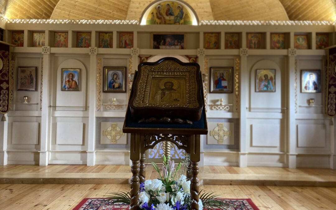 Ближайшие богослужения в нашем храме (ВНИМАНИЕ! В четверг и в пятницу начало службы в 10:00):