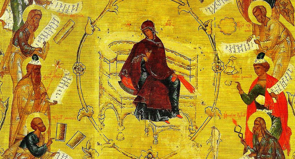 17 апреля (суббота)- Похвала Пресвятой Богородицы (Суббота Акафиста).