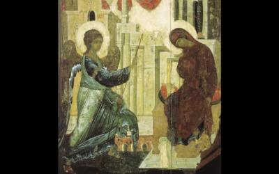 7 апреля (среда)- Благовещение Пресвятой Богородицы.