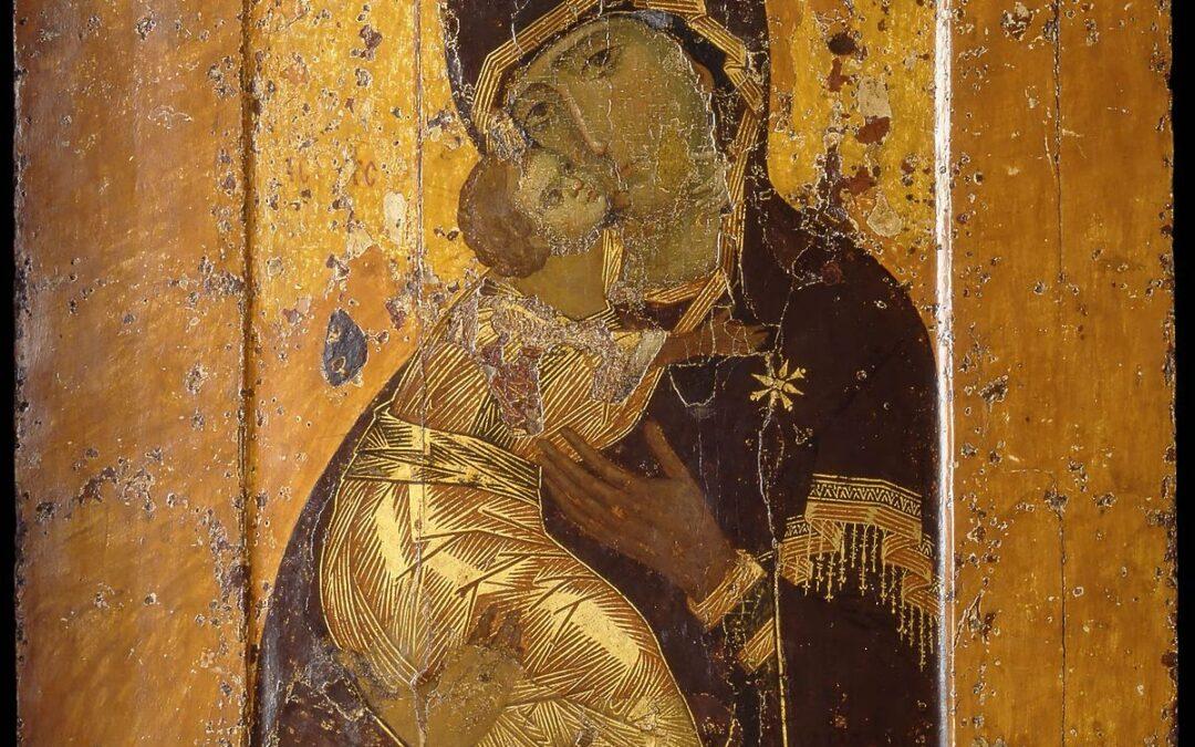 3 июня (четверг)- празднование Владимирской иконы Божией Матери.