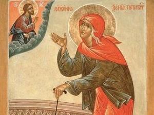 6 июня (воскресенье)-  Неделя 6-я по Пасхе, о слепом.