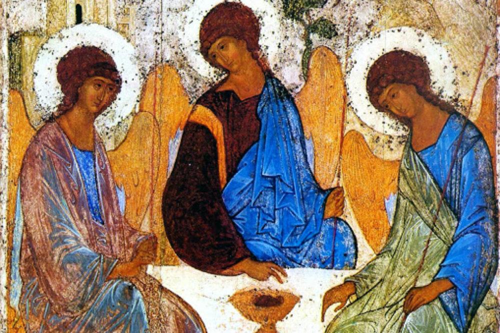 20 июня (воскресенье)- День Святой Троицы. Пятидесятница.