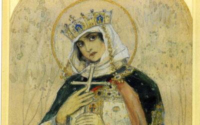 24 июля (суббота)- память равноап. Ольги, вел. кн. Российской, во св. Крещении Елены.