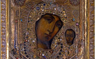 21 июля (среда)- явление иконы Пресвятой Богородицы во граде Казани(1579).