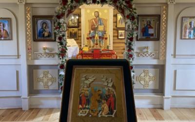 25 июля (воскресенье)- Мчч. Феодора варяга и сына его Иоанна.