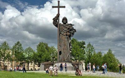 28 июля (среда)- память равноап. вел. кн. Владимира, во св. Крещении Василия (1015).
