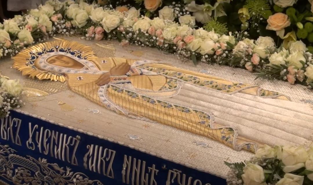 28 августа (суббота)- Успение Пресвятой Владычицы нашей Богородицы и Приснодевы Марии.
