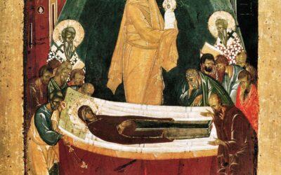 5 сентября (воскресенье)- отдание праздника Успения Пресвятой Богородицы.