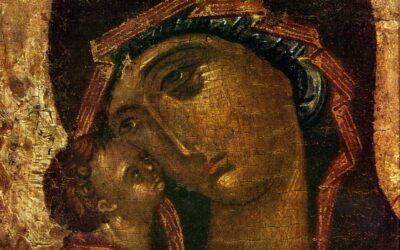 8 сентября (среда)- сретение Владимирской иконы Пресвятой Богородицы.