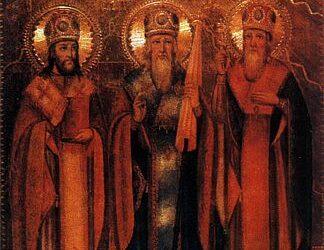 17 октября (воскресенье)- Собор Казанских Святых.