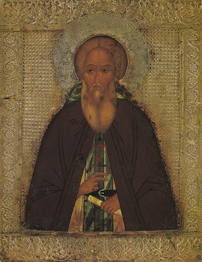 8 октября (пятница)- преставление прп. Сергия, игумена Радонежского, всея России чудотворца (1392).