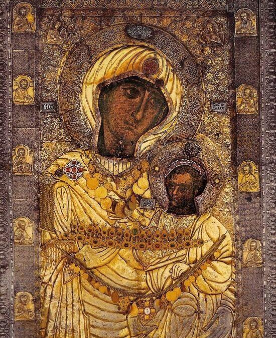 26 октября (вторник)- празднование в честь Иверской иконы Божией Матери.